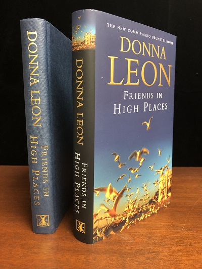 Friends In High Places. Donna Leon.