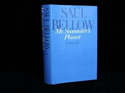 Mr. Sammler's Planet. Saul Bellow.