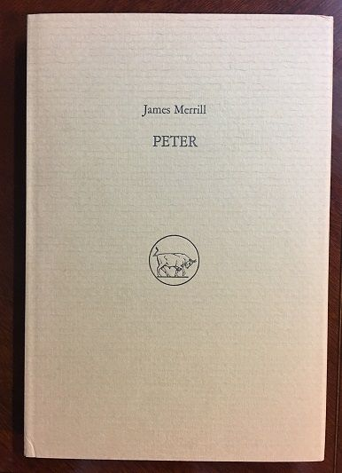 Peter. James Merrill.