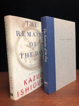 The Remains of the Day. Kazuo Ishiguro