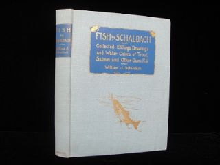 Fish by Schaldach. William J. Schaldach.