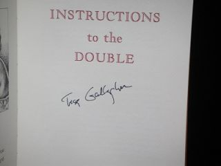 Instructions to the Double