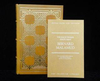 The Magic Barrel, Idiots First. Bernard Malamud.