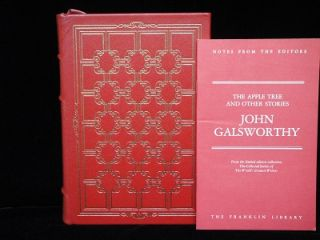 The Apple Tree and Other Stories. John Galsworthy.