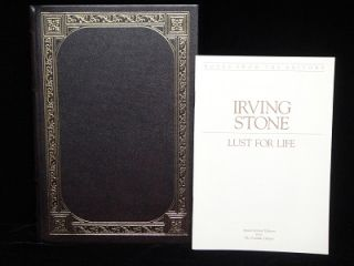 Lust For Life. Irving Stone.